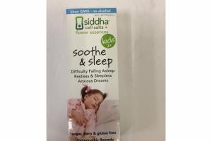 SOOTHE & SLEEP HOMEOPATHIC REMEDY