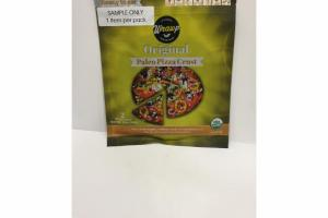 ORIGINAL PALEO PIZZA CRUST