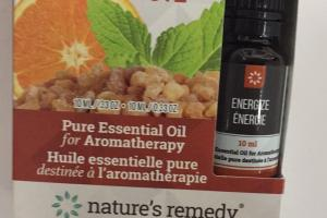 Pure Essential Oil For Aromatherapy