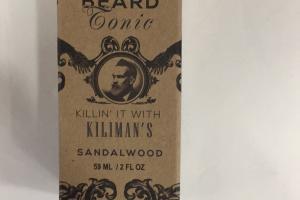 Sandalwood Beard Tonic