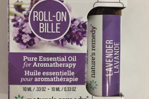 Roll-on Bille Pure Essential Oil For Aromatherapy