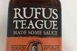 Touch O' Heat Bbq Sauce