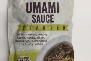 Umami Sauce Starter