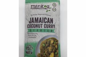 JAMAICAN COCONUT CURRY STARTER