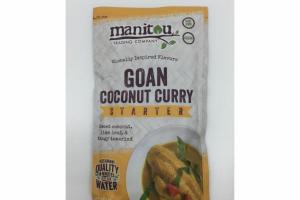 GOAN COCONUT CURRY STARTER