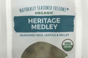 ORGANIC HERITAGE MEDLEY