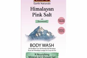 HIMALAYAN PINK SALT WITH SEAWEED BODY WASH