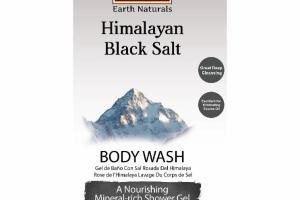 BODY WASH, HIMALAYAN BLACK SALT