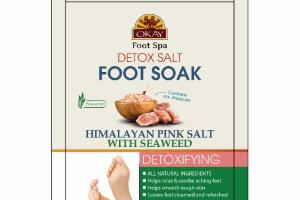 HIMALAYAN PINK SALT WITH SEAWEED