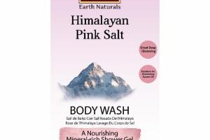 BODY WASH, HIMALAYAN PINK SALT
