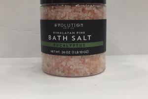 Eucalyptus Himalayan Pink Bath Salt
