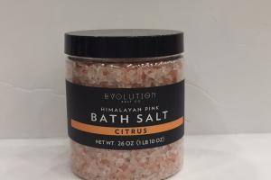 Himalayan Pink Bath Salt