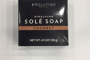 Himalayan Sole Soap