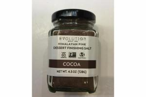 COCOA HIMALAYAN PINK DESSERT FINISHING SALT