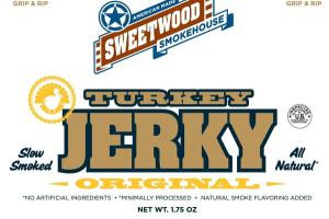 ORIGINAL SLOW SMOKED TURKEY JERKY