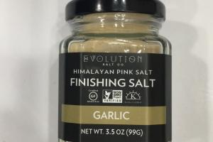 Himalayan Finishing Pink Salt