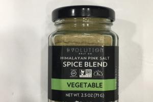 Vegetable Spice Blend