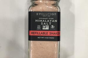 Gourmet Pink Himalayan Salt