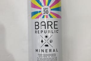 Mineral Whipped Mousse Spf 30