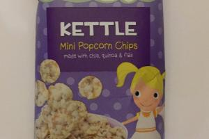 Organic Kettle Mini Popcorn Chips