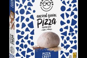 Gluten Free Ancient Grain Pizza Crust