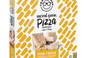 Ancient Grains Four Cheese Pizza