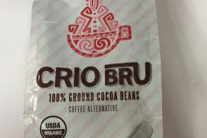 100% Ground Cocoa Beans Coffee Alternative
