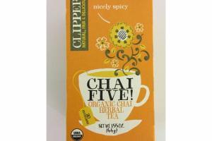 NICELY SPICY ORGANIC CHAI HERBAL TEA