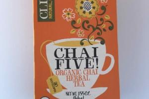 NICELY SPICY ORGANIC CHAI HERBAL TEA