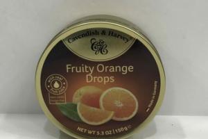 FRUITY ORANGE DROPS