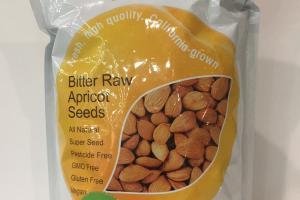 Bitter Raw Apricot Seeds