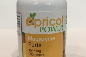Megazyme Forte 1018 Mg A Dietary Supplement