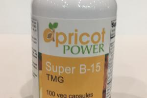 Super B-15 Tmg Dietary Supplement