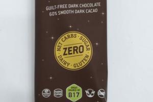 APRISWEET DARK CHOCOLATE BAR