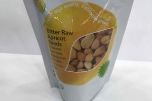 ALL NATURAL BITTER RAW APRICOT SEEDS