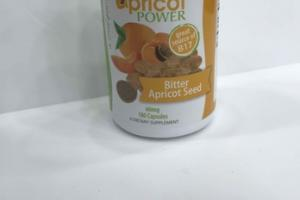 BITTER APRICOT SEED A DIETARY SUPPLEMENT CAPSULES