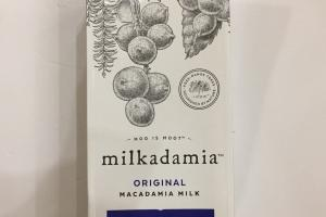 Original Macadamia Milk