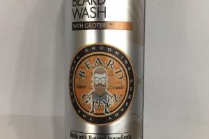 Gently Cleans And Conditions Beard Wash