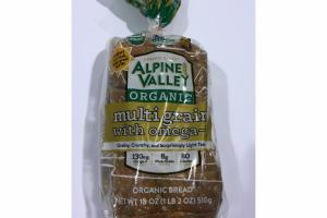 MULTI GRAIN WITH OMEGA-3 ORGANIC BREAD