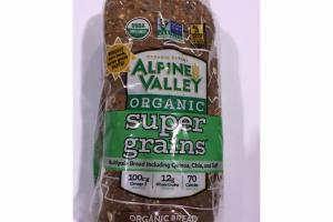 SUPER GRAINS ORGANIC BREAD