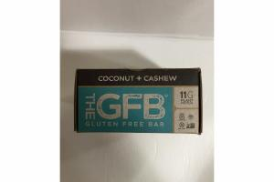 COCONUT + CASHEW