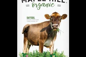Organic Reduced Fat Milk