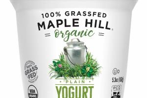 ORGANIC PLAIN YOGURT WHOLE MILK