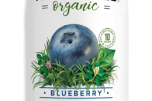 BLUEBERRY 100% GRASSFED KEFIR CULTURED WHOLE MILK