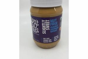SLIGHTLY SWEET ROASTED SOYBEAN SPREAD