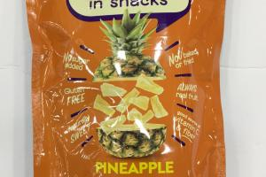 Pineapple Freeze Dried Fruit