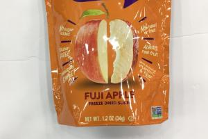 Fuji Apple Freeze Dried Slices