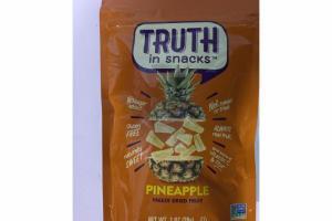 PINEAPPLE FREEZE DRIED FRUIT