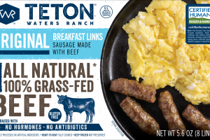 Original Breakfast Links Sausage Made With Beef