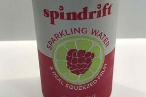 UNSWEETENED RASPBERRY LIME SPARKLING WATER